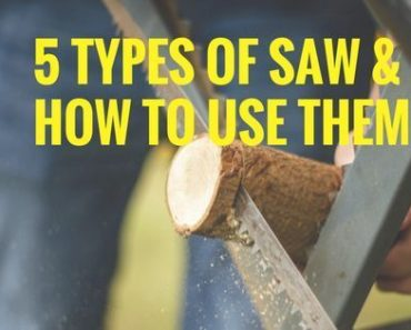 Types of saw