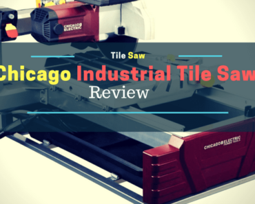 Chicago Industrial Tile Saw