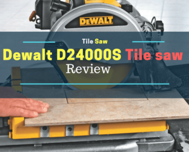 Chicago Industrial Tile Saw Review Saw Maniac - Dewalt wet saw pump
