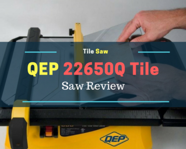 Qep tile saw