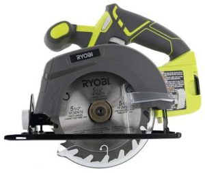 Ryobi mini circular saw