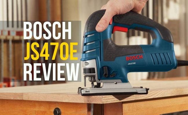 Bosch JS470E