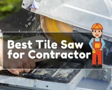 wet saw for contractor