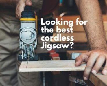 Best cordless jigsaw review