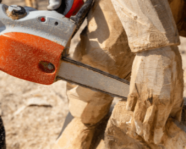 Best chainsaw wood carving feature